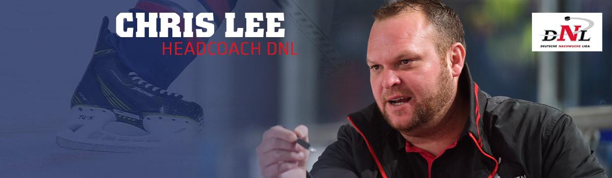 Chris Lee wird DNL Trainer